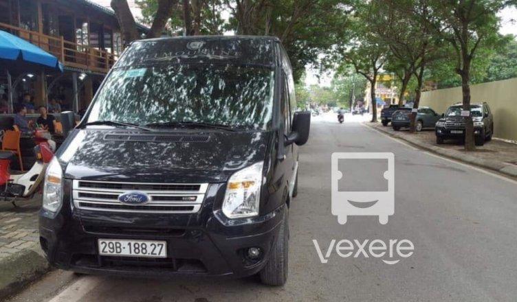 Xe Kim Dung Limousine đi Cao Bằng từ Hà Nội: Xe cao cấp hạng sang