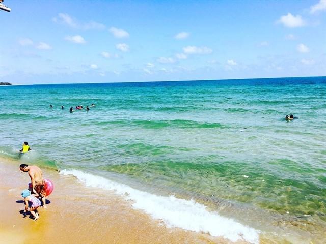 Bãi biển Vũng Tàu đẹp hút hồn