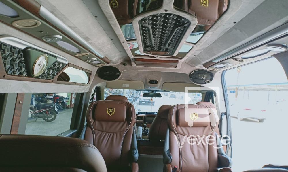 Xe limousine đi Bảo Hà từ Hà Nội: Hava Sapa