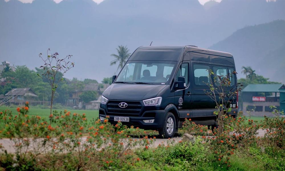 Xe đi Ninh Bình từ Mai Châu: Thai Travel Bus