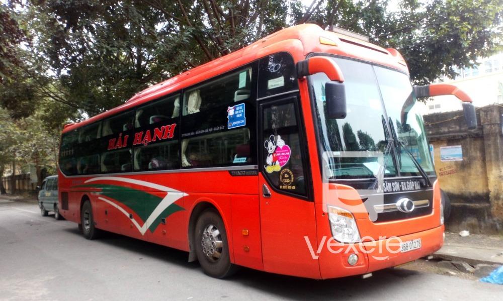 Xe Hải Hạnh đi Sầm Sơn từ Hà Nội