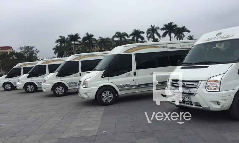 Xe Vĩnh Thịnh Limousine đi Thái Bình: chất lượng cao cấp hạng sang