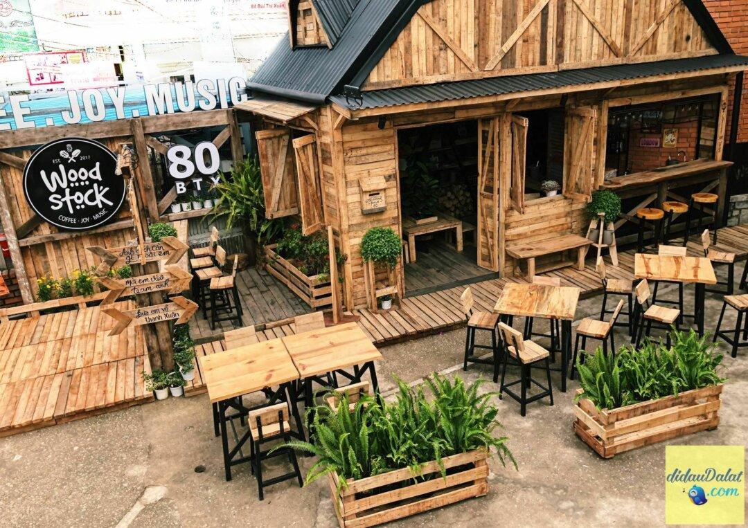 Woodstock Coffee - Đà Lạt