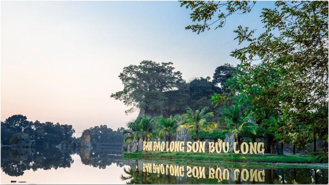 Khu du lịch Bửu Long: Bán đảo Long Sơn