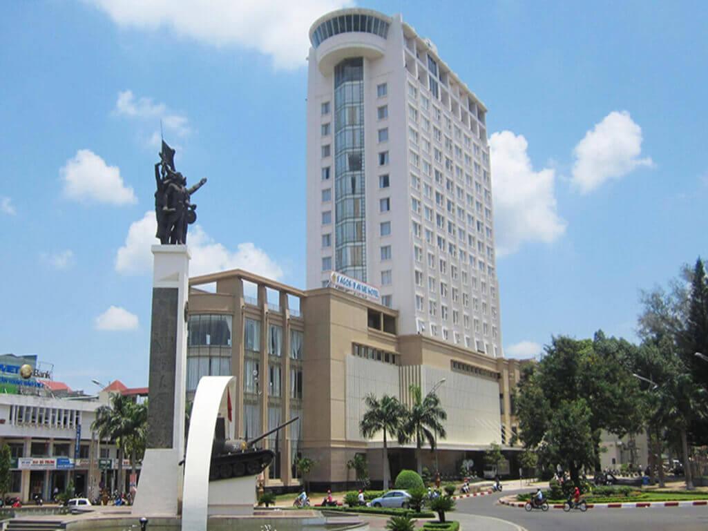 Khách sạn Sài Gòn Ban Mê Hotel