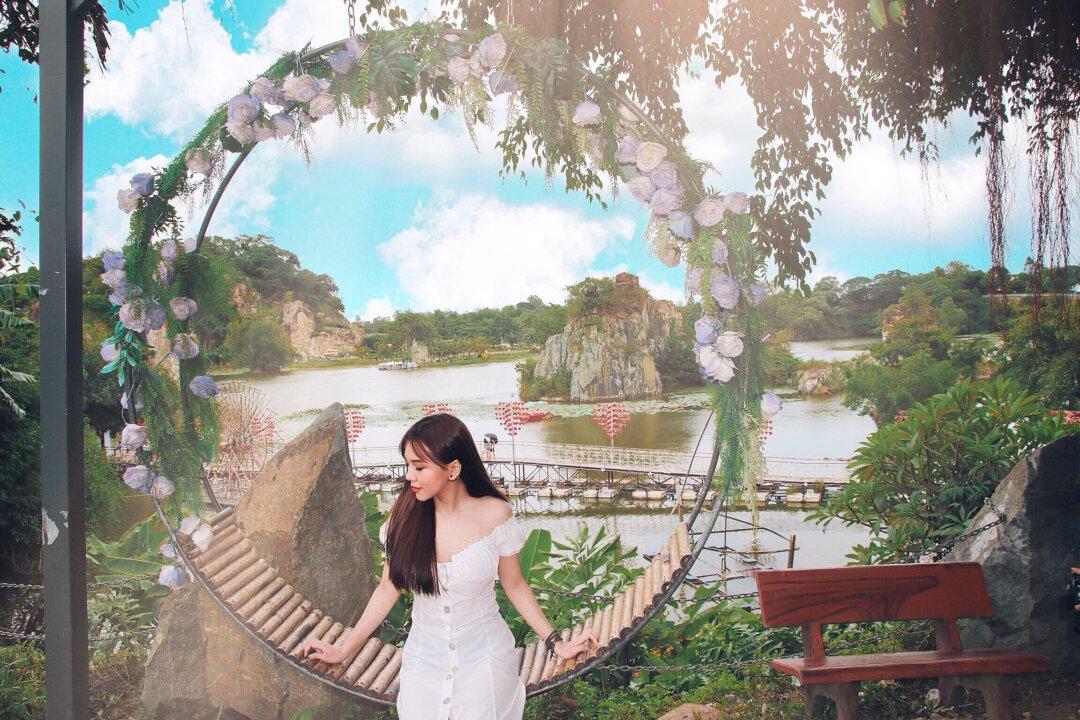 Khu du lịch Bửu Long: Khu Sơn Nữ