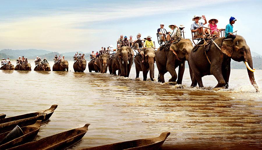 Ảnh phong cảnh đẹp Việt Nam - Đăk Lăk