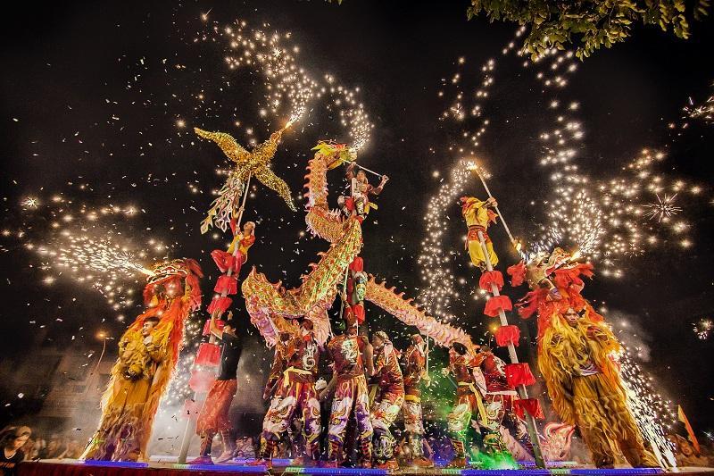 Vũ điệu đêm trăng - ảnh đẹp Việt Nam