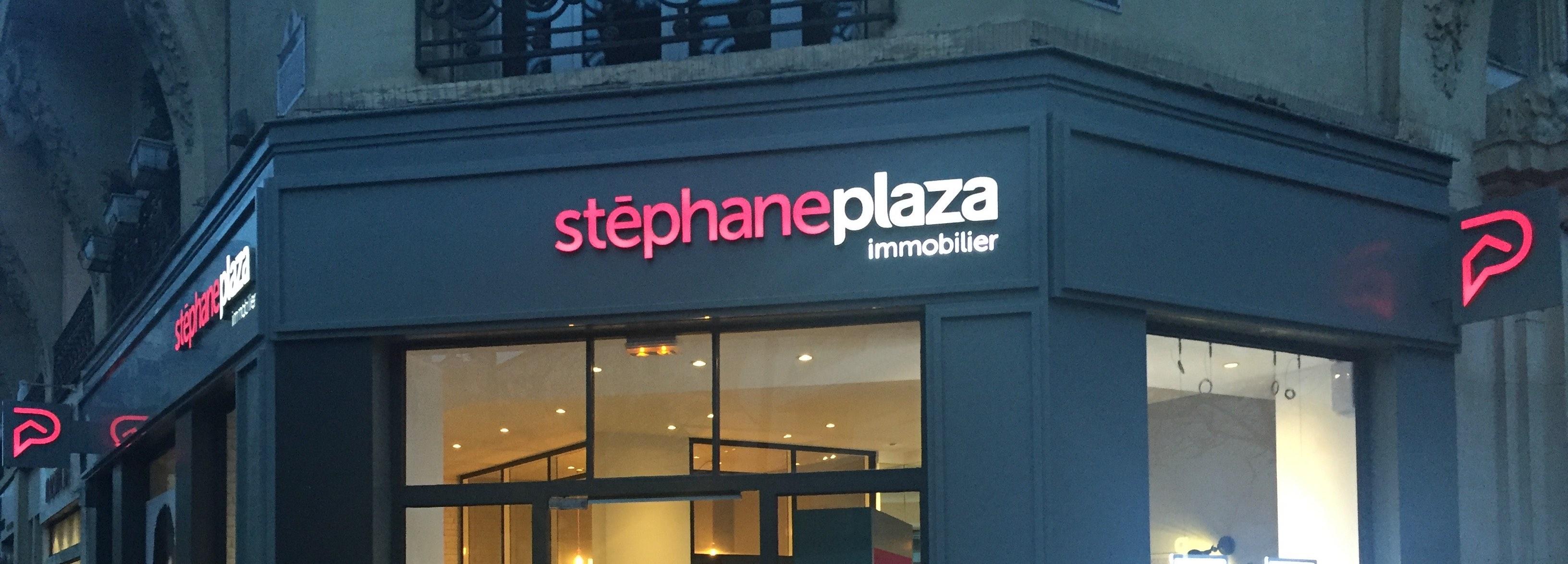 Suivre le marché et l'implantation d'agences: l'exemple Stéphane Plaza immobilier