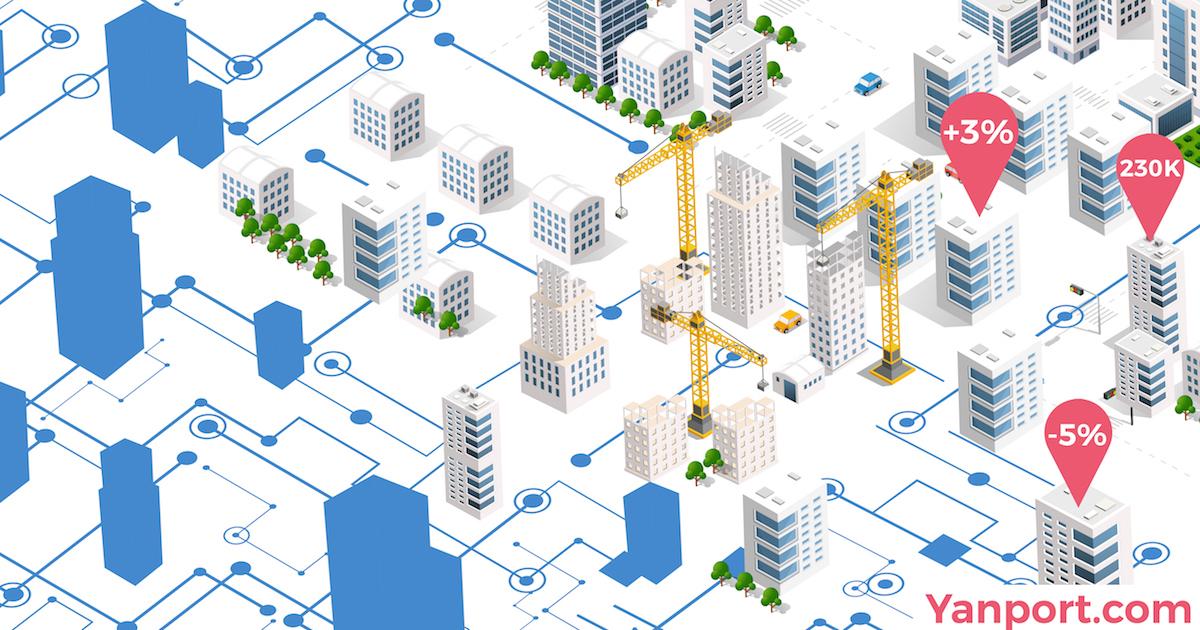 Yanport 2018 : le smart data au service des professionnels de l'immobilier