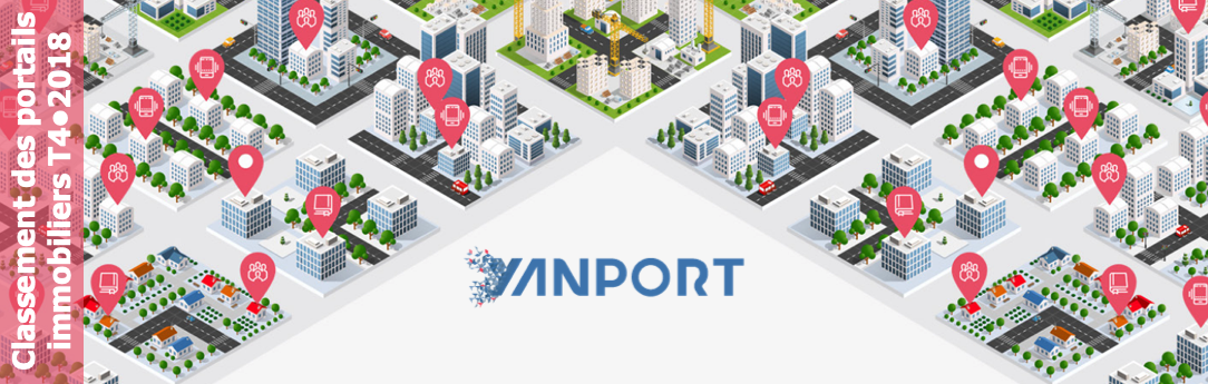 Classement des portails immobiliers • Yanport T4 2018
