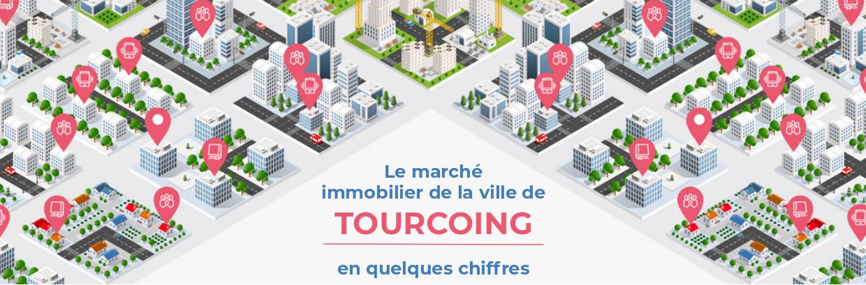 Tourcoing • Le marché immobilier en quelques chiffres