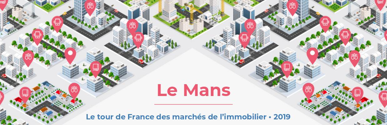 Tour de France Yanport des marchés immobiliers • Le Mans