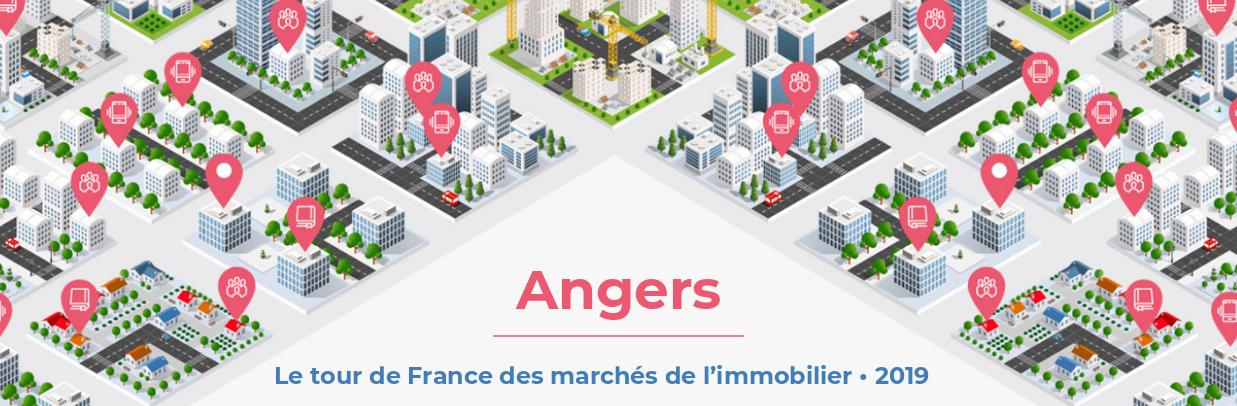 Tour de France Yanport des marchés immobiliers • Angers