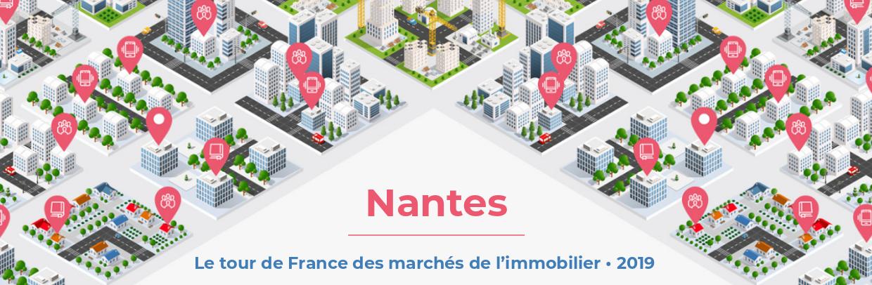 Tour de France Yanport des marchés immobiliers • Nantes