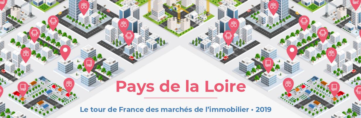 Tour de France Yanport des marchés immobiliers • Région Pays de la Loire