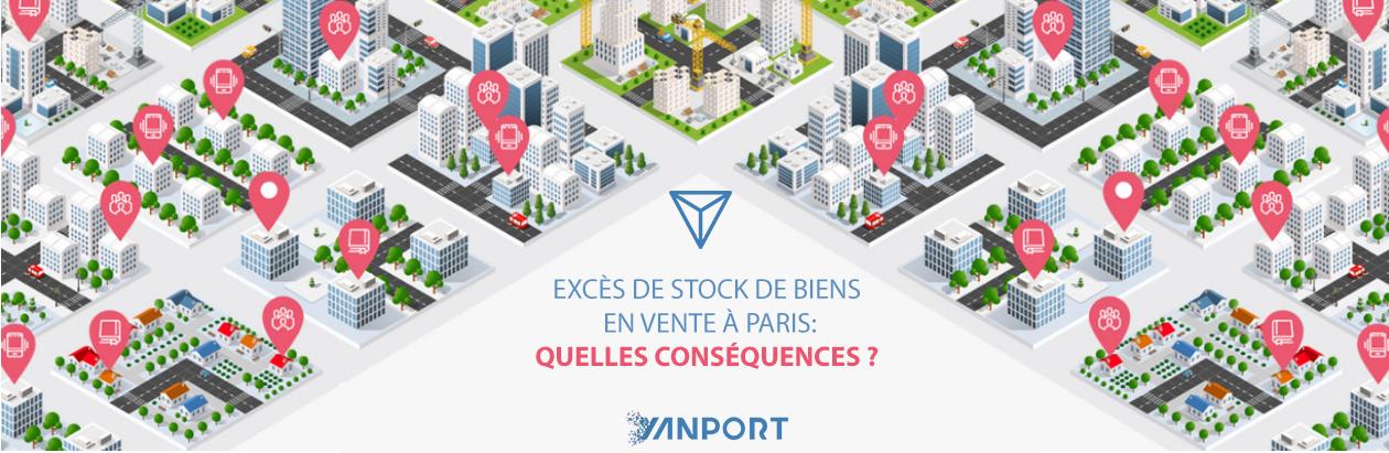 Excès de stock de biens en vente à Paris: Quelles conséquences ?