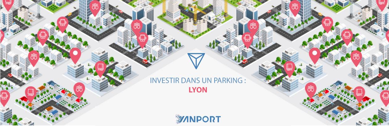 Investir dans un parking: Lyon