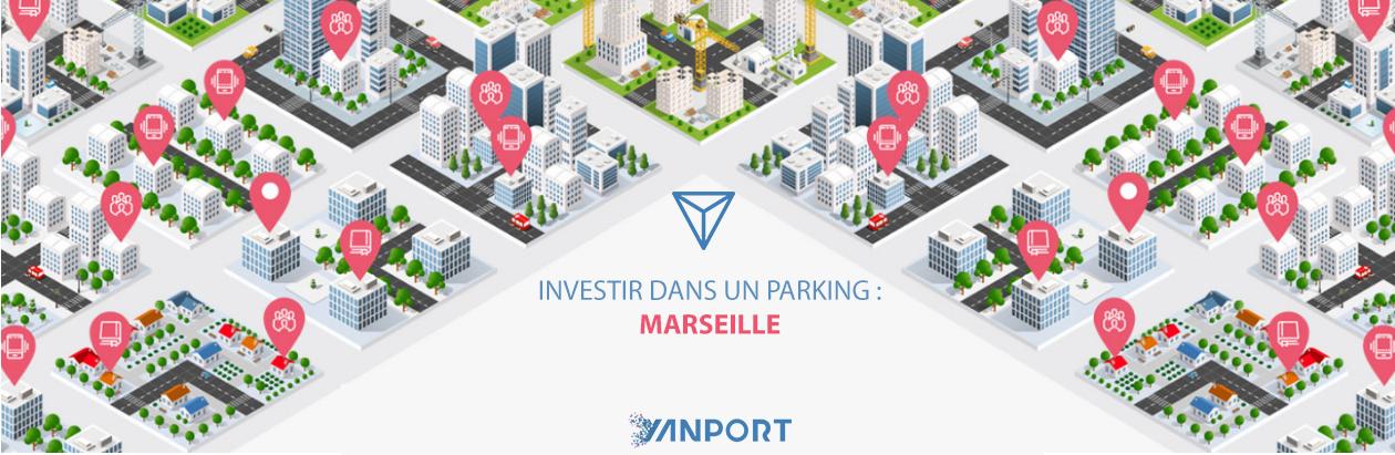 Investir dans un parking : Marseille