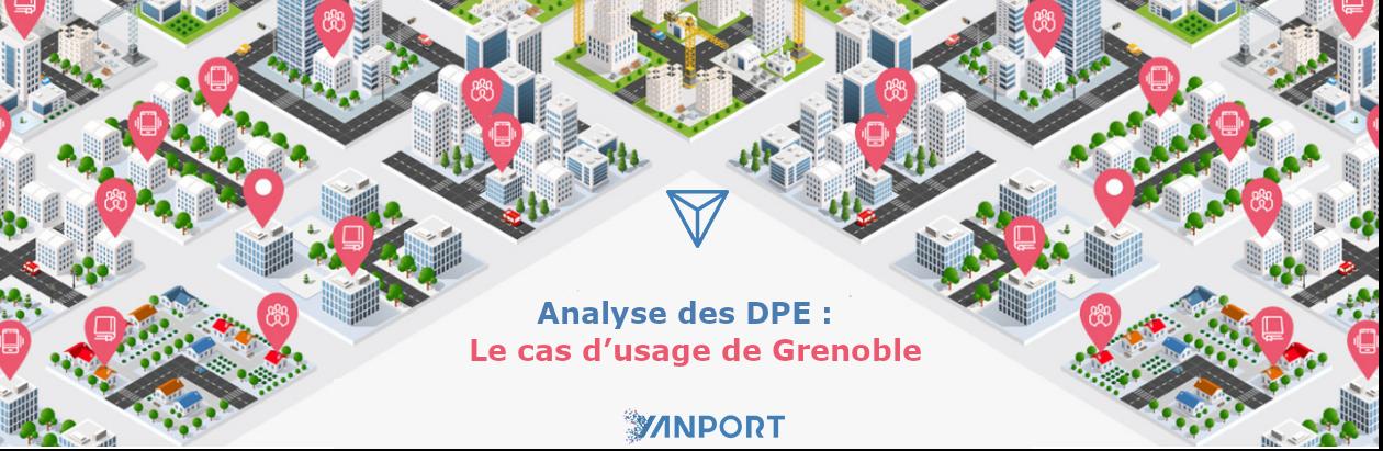 Analyse des DPE : le cas d'usage de Grenoble