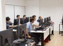 Aula da pós-graduação em simulação do iESSS