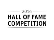 Competição 2016 Hall of Fame