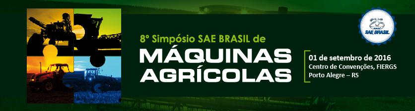 8º Simpósio SAE BRASIL de Máquinas Agrícolas - Seção Porto Alegre