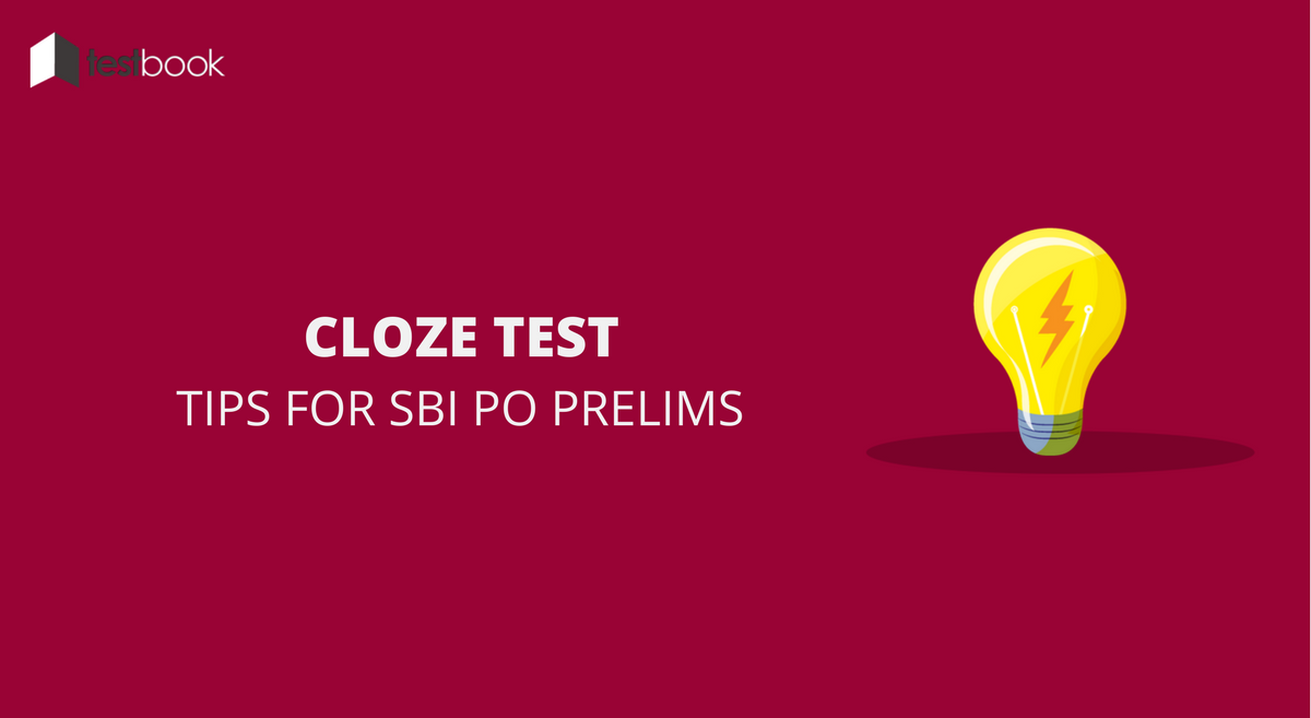 Cloze Test Tips for SBI PO