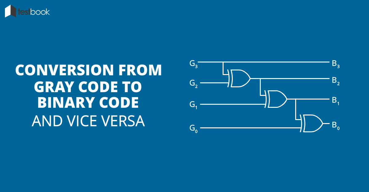 Covnersion from Gray Code to Binary Code and Vice Versa