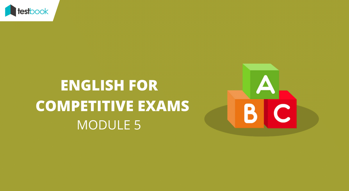 English for Competitive Exams Module 5 – SSC & Bank Exams