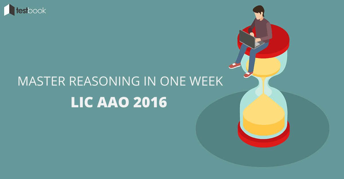 How to Prepare Reasoning for LIC AAO in 1 week