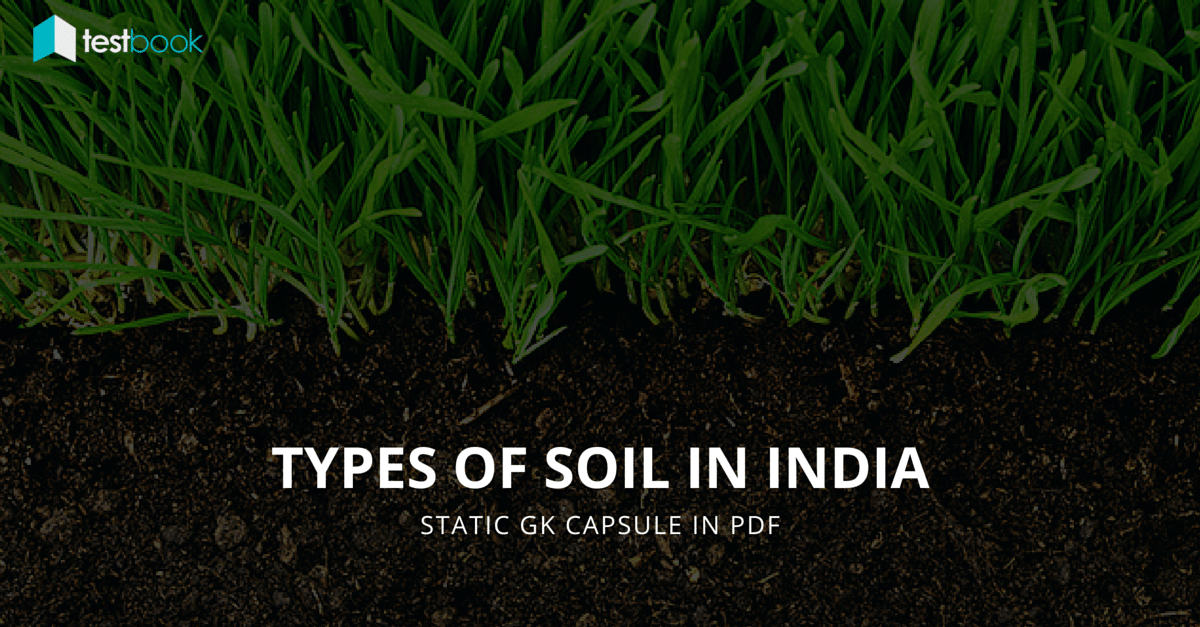 Types of Soil in India – Static GK Notes PDF 6
