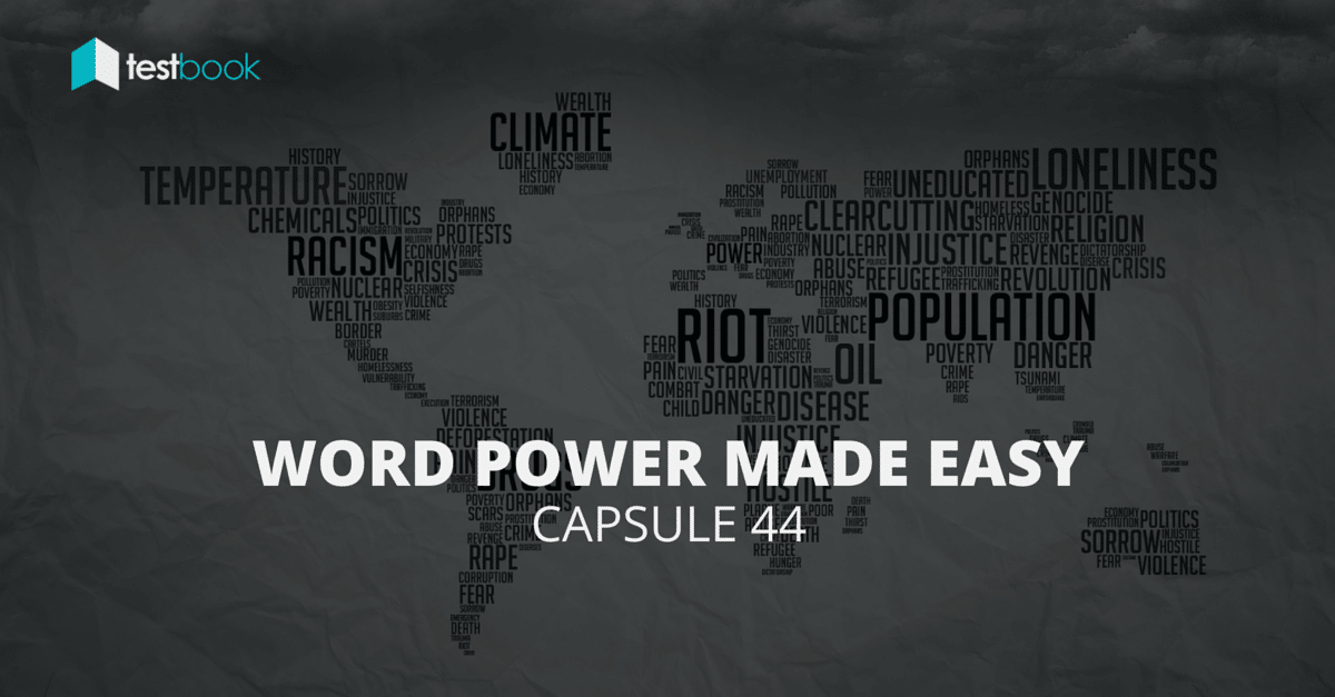 Word Power Made Easy PDF Capsule 44