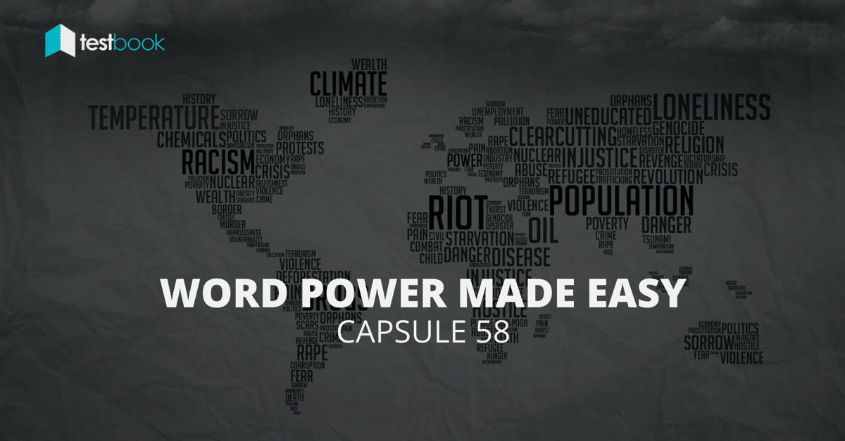 Word Power Made Easy PDF Capsule 58