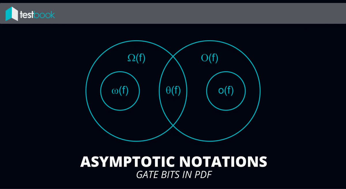 Asymptotic Notations - GATE Bits in PDF