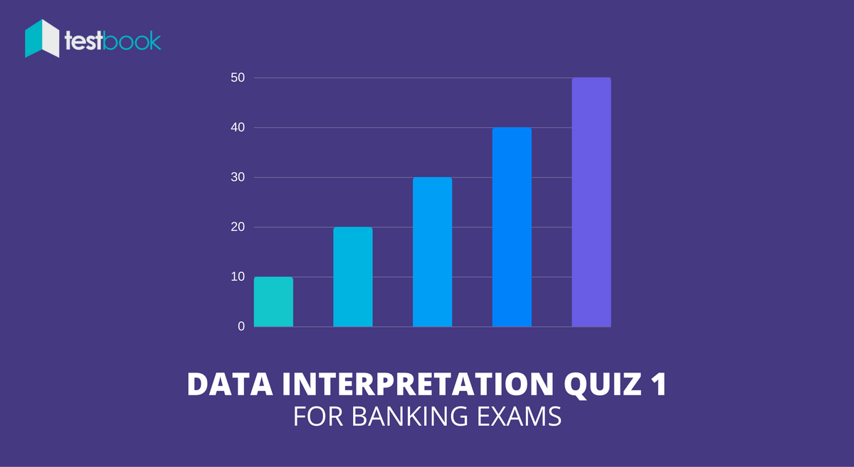 Data Interpretation Quiz 1 for Banking & Insurance Exams