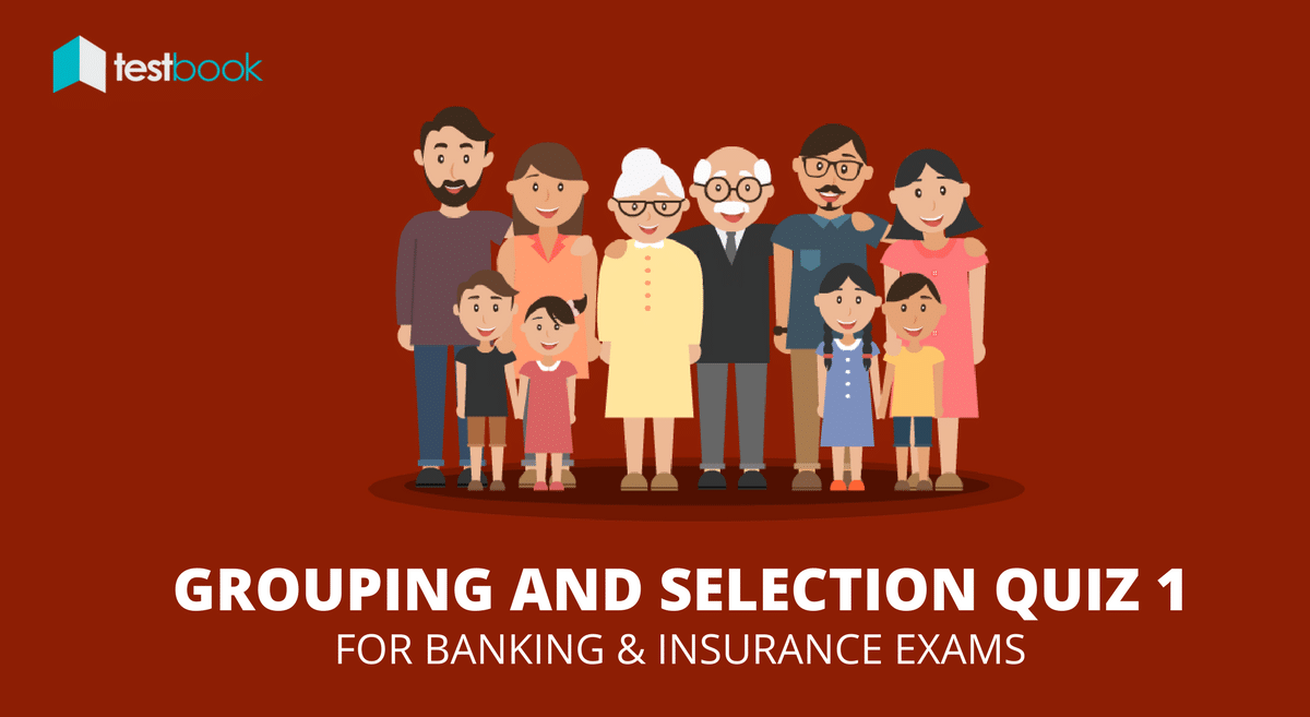 Grouping and Selection Quiz 1 for Banking & Insurance