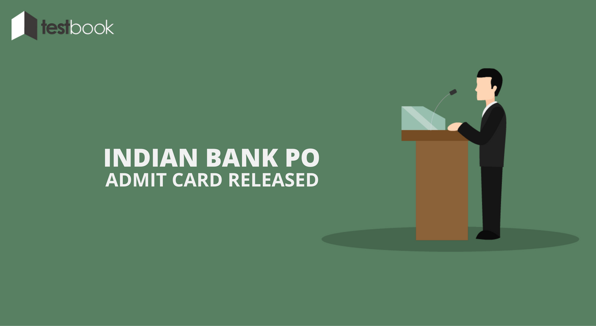Indian Bank Admit Card for PO Pre-Exam Training Out!