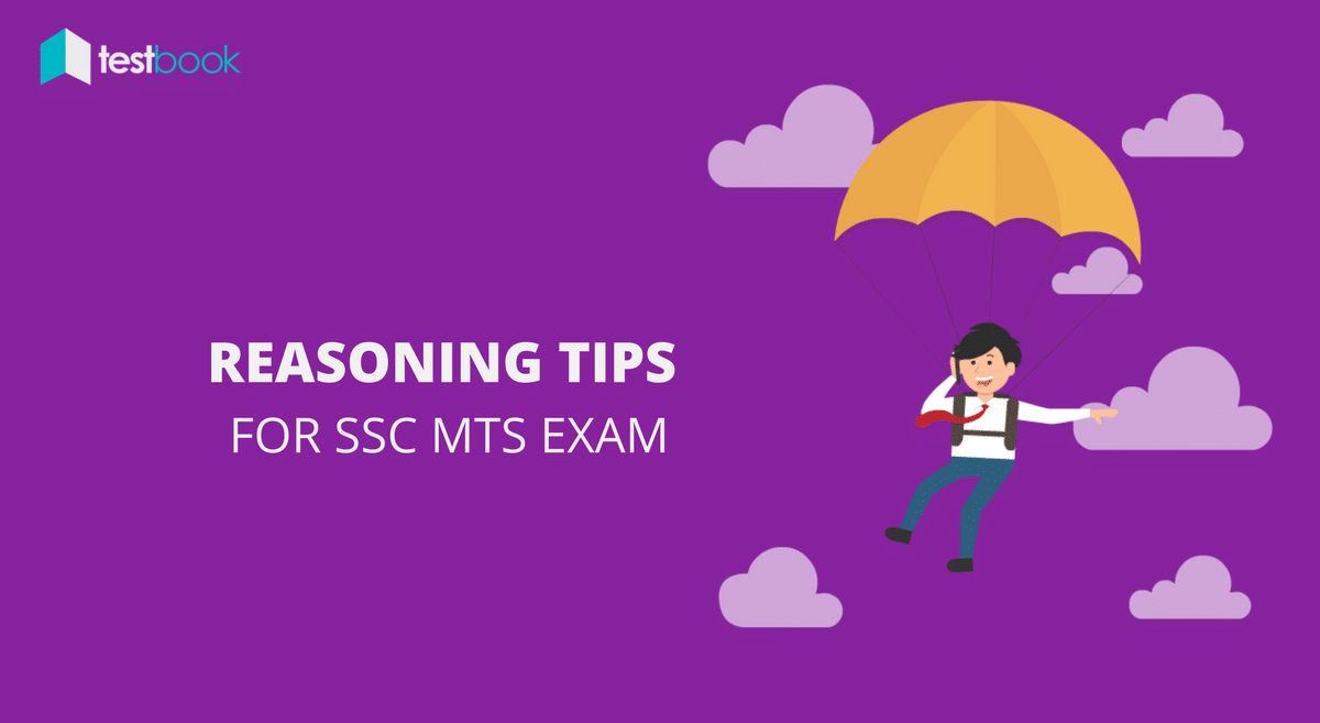 SSC MTS Reasoning Tips - How to Prepare