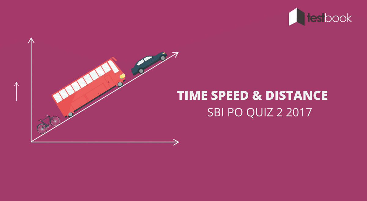 Time Speed and Distance Quiz 2 SBI PO