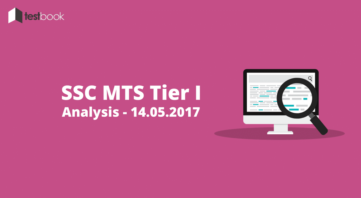 SSC MTS Analysis for 14th May 2017