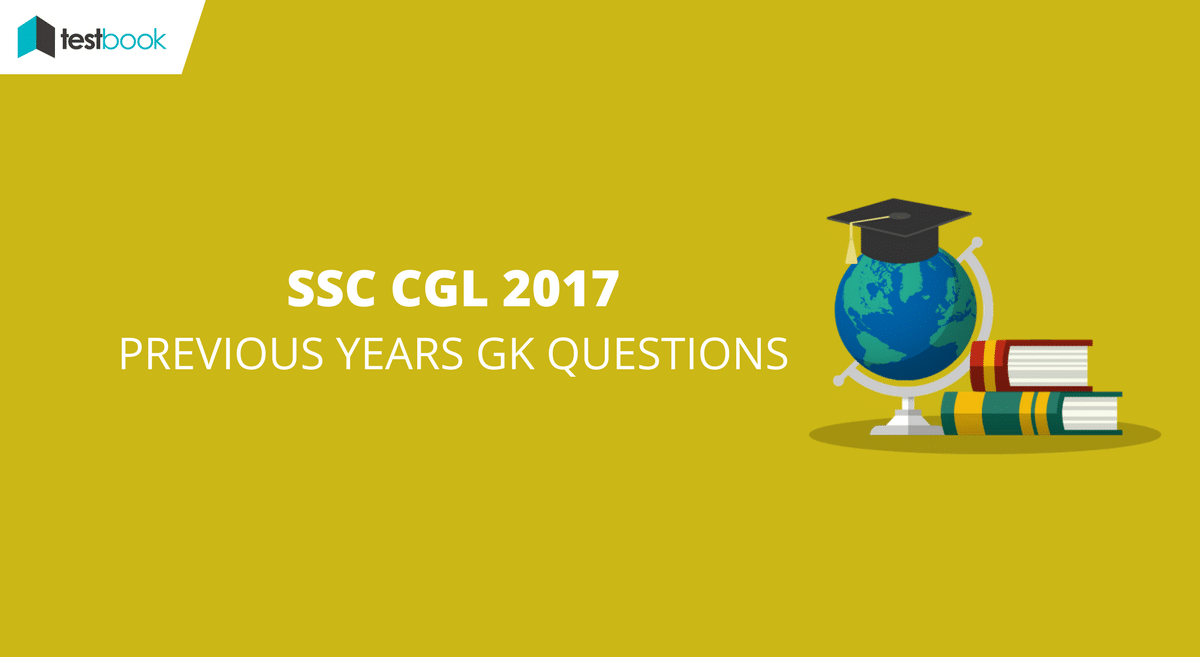Compilation of Previous Years SSC CGL GK Questions