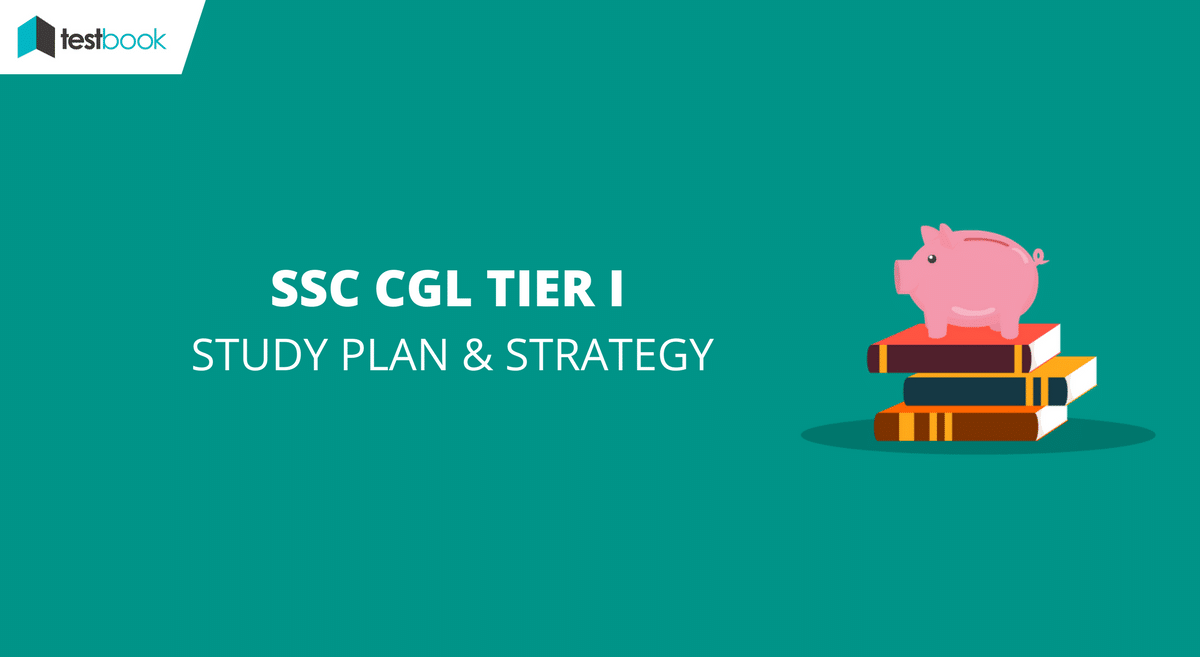 Complete SSC CGL Study Plan & Strategy for 1 Month
