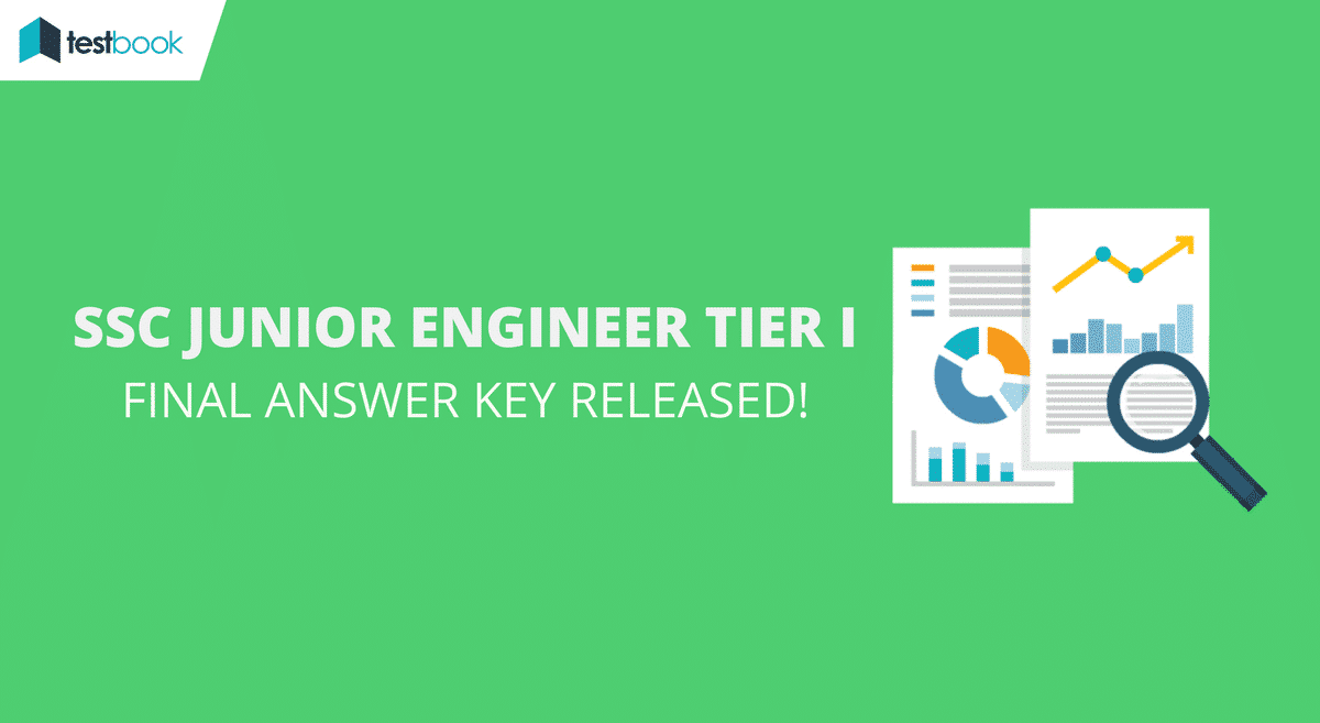Final SSC JE Answer Key 2016 Tier I with Question Paper - Released!