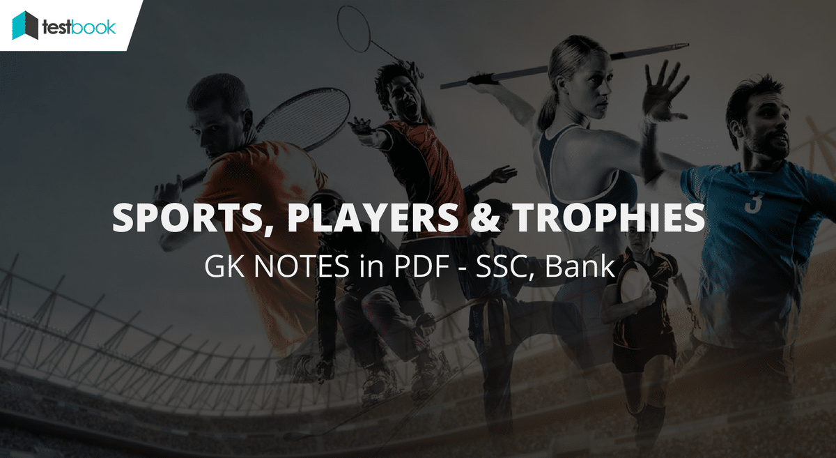 Important Sports GK Questions & Study notes in PDF (SSC, IBPS)