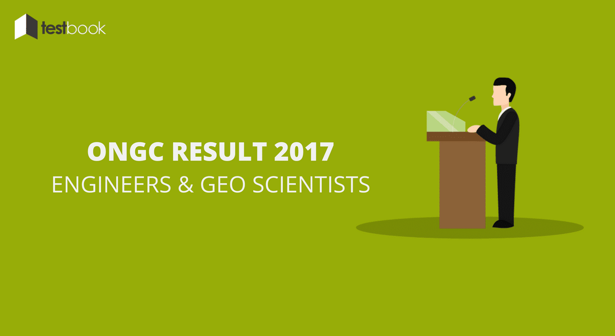 ONGC Result for Engineer and Geo-Sciences - GATE 2017 Out!