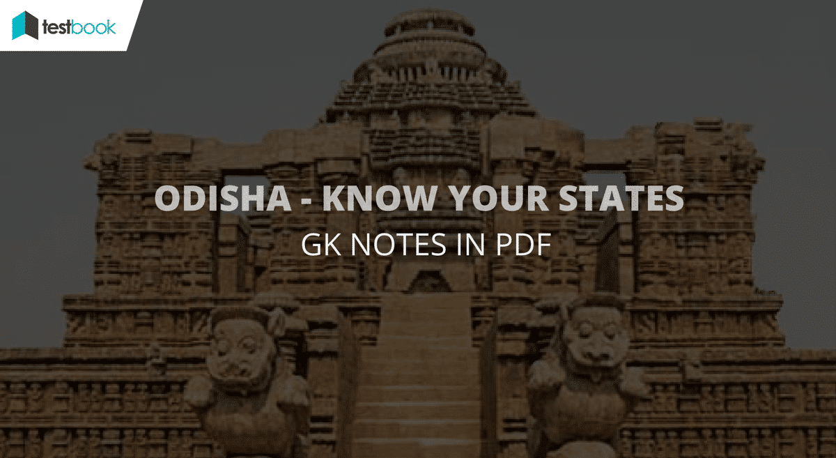 Major facts about Odisha