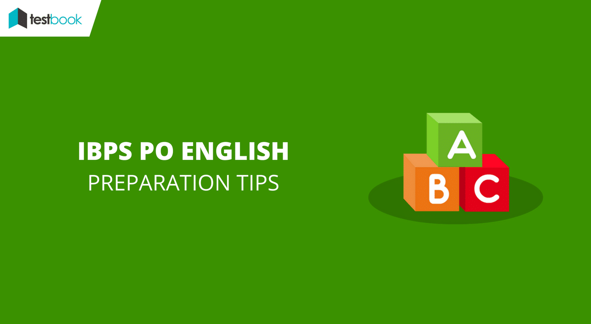 English for IBPS PO - How to Prepare for Prelims 2017