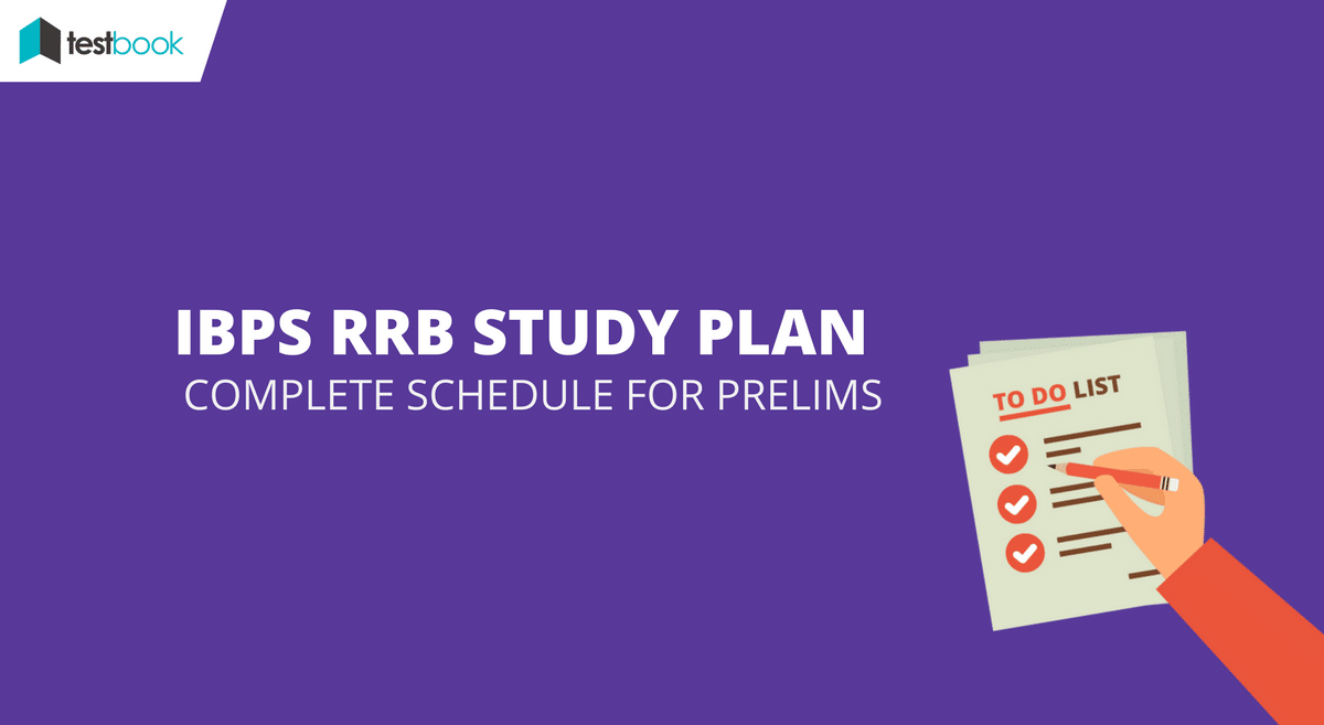 IBPS RRB Study Schedule