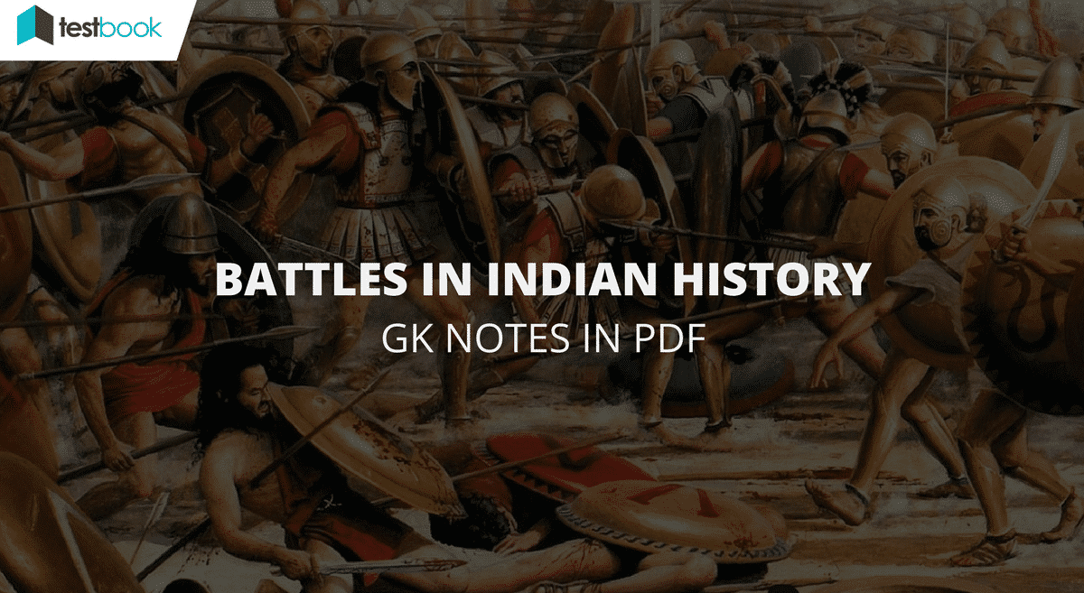 battles in indian history